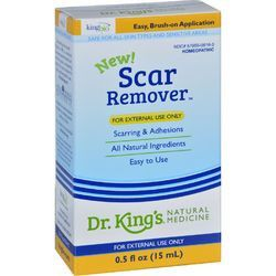 King Bio Homeopathic Scar Remover .5 oz