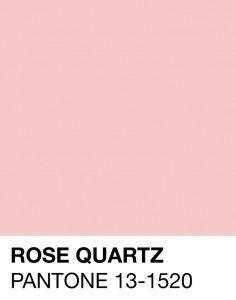 Swatch   Rose Quartz Color Theory