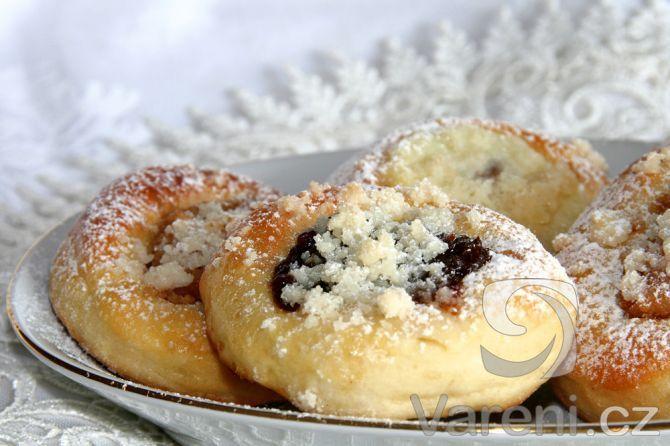 Recept České koláče podle Sandtnerové - České koláče podle Sandtnerové