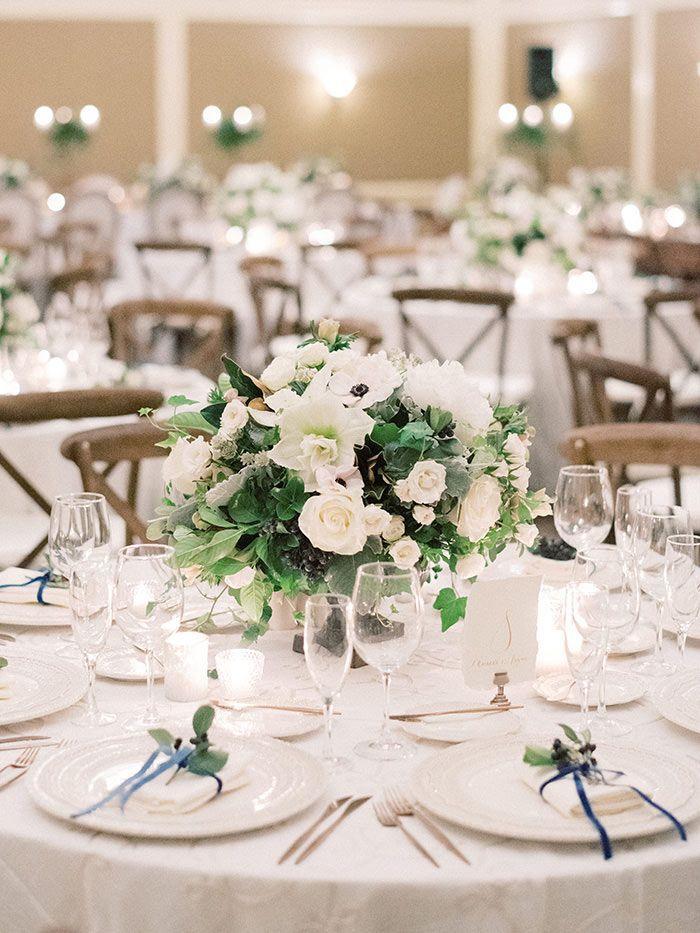 Elegant Wedding Centerpieces For Round, Round Table Centerpieces Wedding
