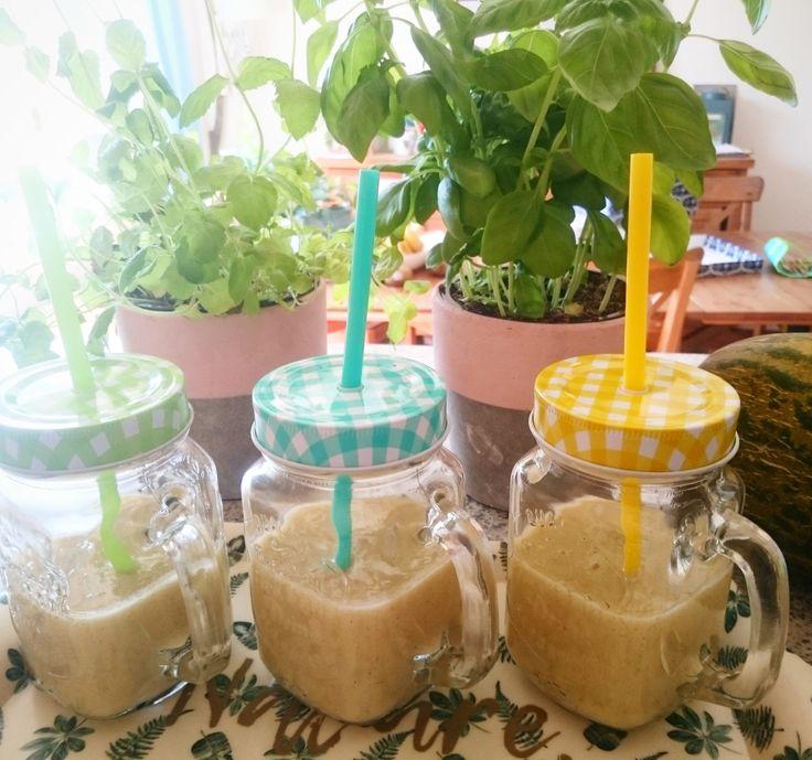 Heerlijk snel een gezonde smoothie bij het ontbijt om je kinderen een goeie portie energie mee naar school te geven met de Optimum 9200a van Froothie.