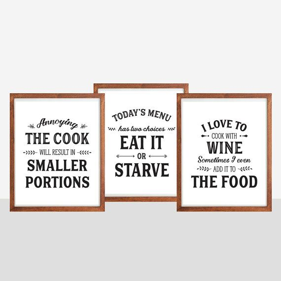 260 best make art not war images on pinterest a house colour chart and cooking quotes on kitchen quotes funny id=43923