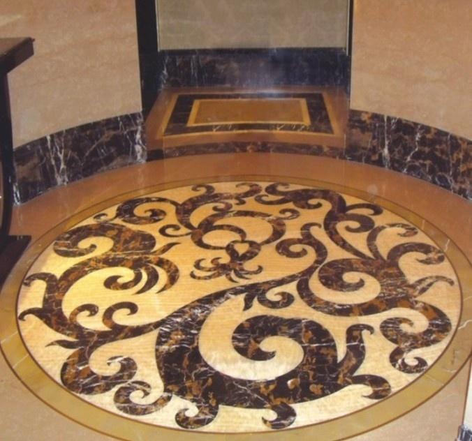 Marble Floor Inlay Designs : Best marble images on pinterest floor