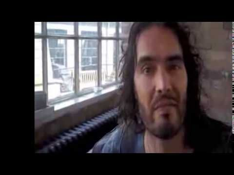 Russell Brand Dismantles Britain's Racist Halal Pizza Controversy