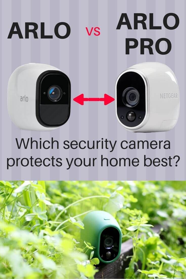 Which security camera will protect your family the best? It's confusing to find the difference between new technology, but we break it down in a simple, bulleted article.