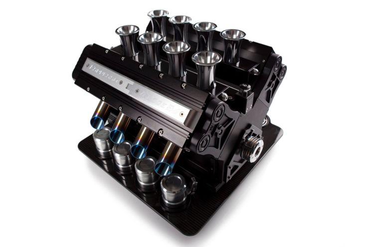 V8 Espresso Machine