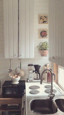 My DIY kitchen
