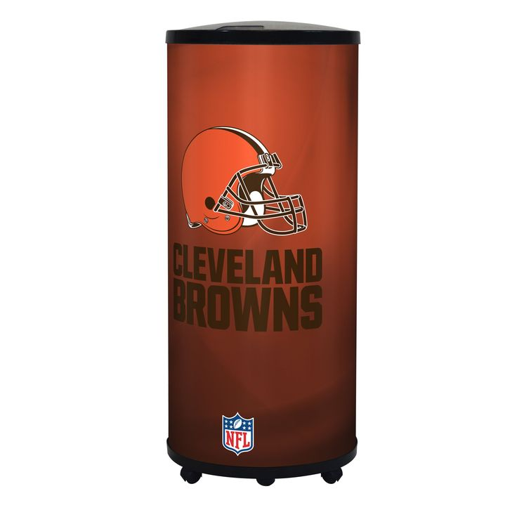 NFL Cleveland Browns 39.5-inch Ice Barrel Cooler