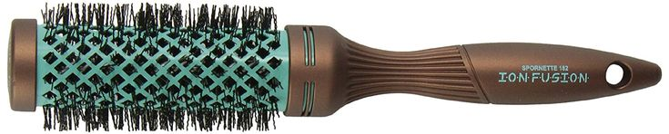 Spornette Ion Fusion Aerated Hair Brush, Round, 2 Inch * Visit the image link more details.