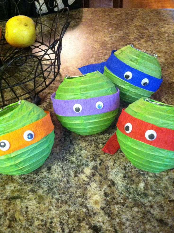 22 best images about teenage mutant ninja turtles party for Tmnt decorations
