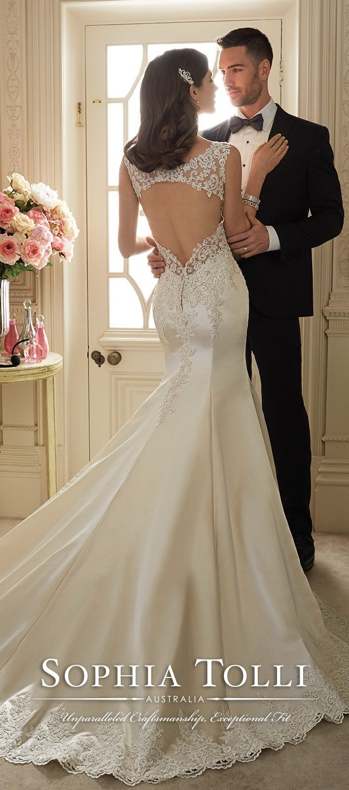 Retro wedding dress denver dressmakers italian wedding for Vintage italian wedding dresses