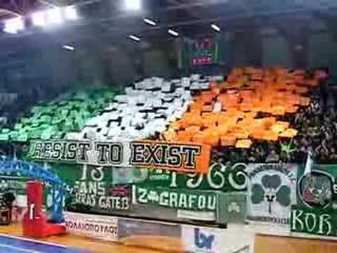 Resist to Exist, Panathinaikos Fans
