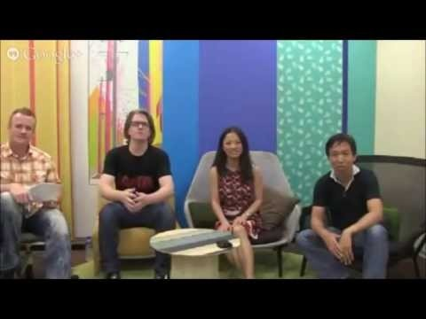 Hangout on Air: Driving Innovation in Google Tokyo - YouTube