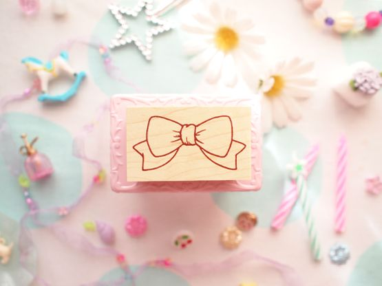 Ribbon(Cui Stamp)