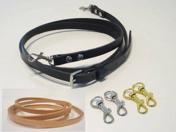Adjustable Leather Handle Handbag Shoulder Strap DIY Cross Body Bag Replacement