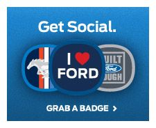 Looking for a Ford badge to use for email signatures, wallpaper or profile pics?  Over 80 to choose from, including trucks, hybrids, racing and classics.