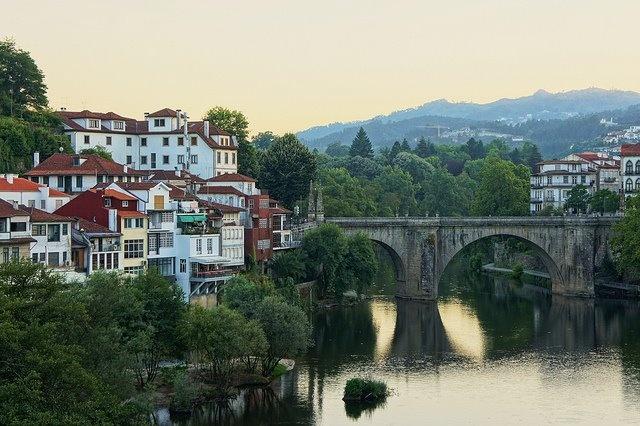 Amarante, Porto