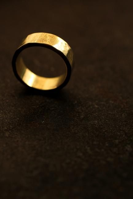 Brass Flat Ring 6mm - #2 - IRRE