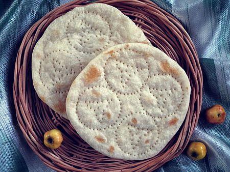 Узбекский хлеб: лепешки