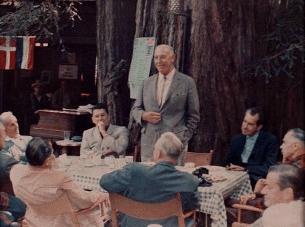 Bohemian Grove: Where the rich and powerful go to misbehave - BlogPost - The Washington Post