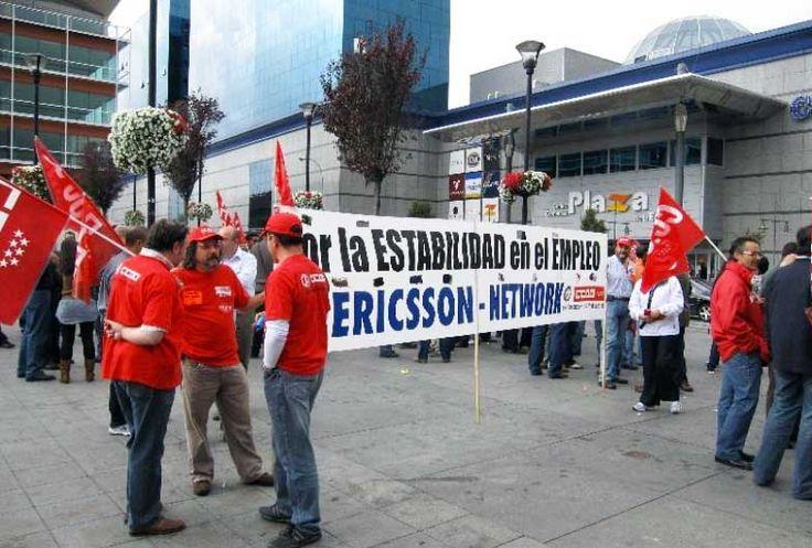 Fuenlabrada intentará evitar el traslado de Ericsson a Madrid