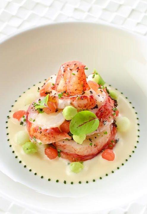76 best lobster images on pinterest food plating food homard cardinaliser lobster saladfood platingplating fandeluxe Image collections