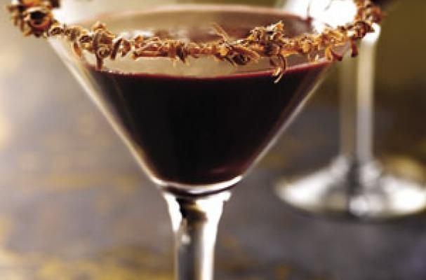Black Forest Martini with Xocai Healthy Chocolate