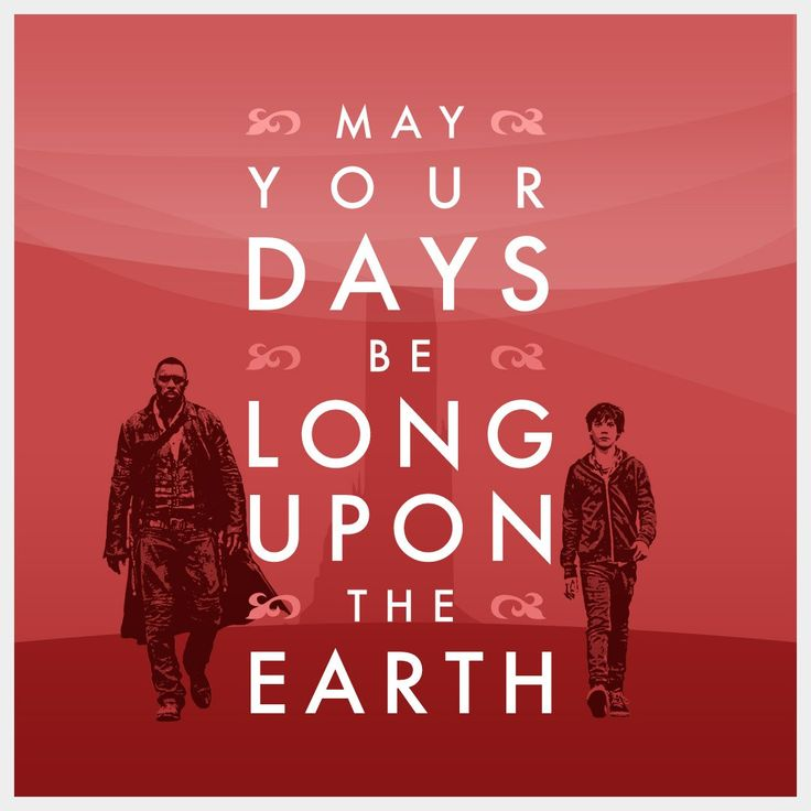 Sony Pictures has released a new promotional poster for their upcoming adaptation of Stephen King's The Dark Tower, featuring The Gunslinger (Idris Elba) and his young companion, Jake (Tom Taylor)...