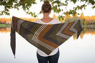 Morrison shawl