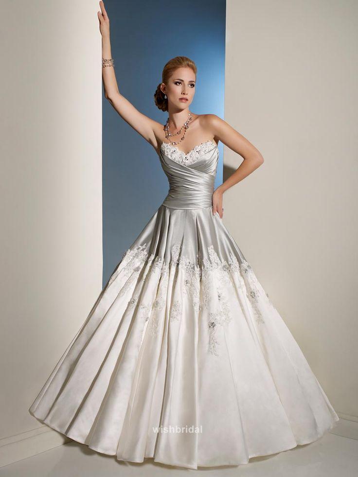 19 best Unique wedding dresses images on Pinterest | Wedding frocks ...