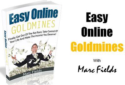 Easy Online Goldmines анти спам уведомление