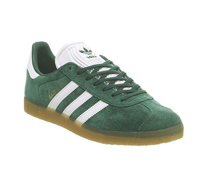 Adidas Gazelle Sneaker Herren Grun Veruni Adidas Gazelle Adidas Green Suede
