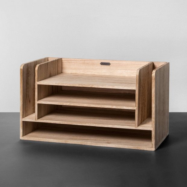 Cute Desk Organizers Best Home Office Storage Ideas Wooden Desk Organizer Wooden Desk Desk Organization