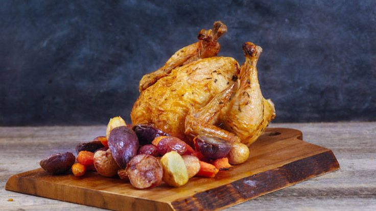 This chicken recipe comes straight from the pages of Ayesha Curry's first…on Rachael Ray