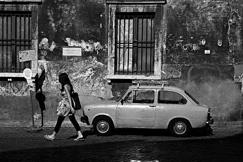 1000+ images about Black & white itαℓy on Pinterest  Vespas ...
