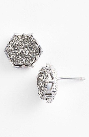 Kendra Scott 'Macy' Stud Earrings   Nordstrom