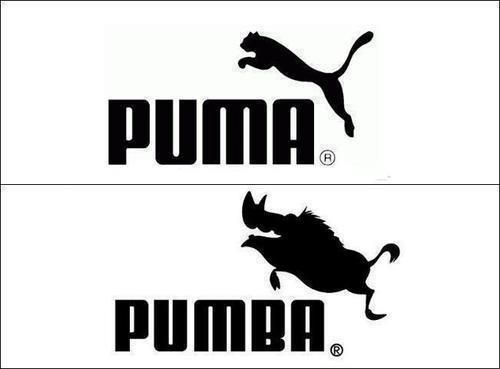 Pumba goes Puma