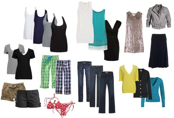 Clothes ideas.