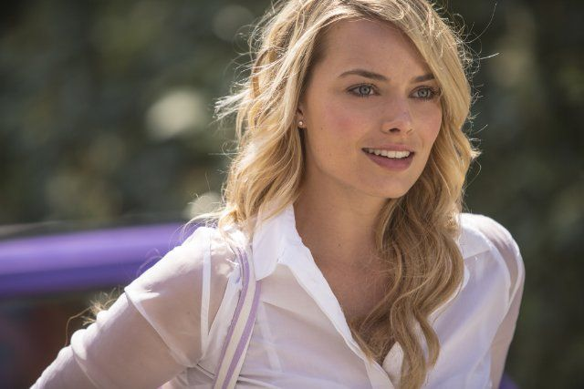 Still of Margot Robbie in About Time (2013)