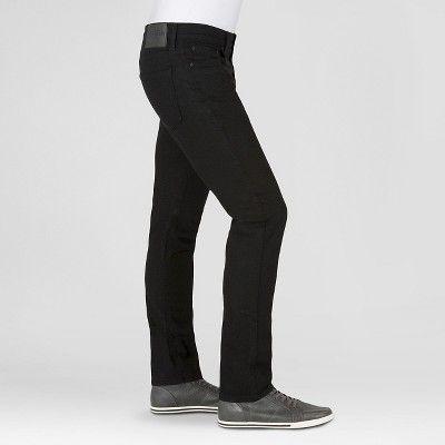 Denizen from Levi's Men's Skinny Fit Jeans 216 Onyx 30X32, Black