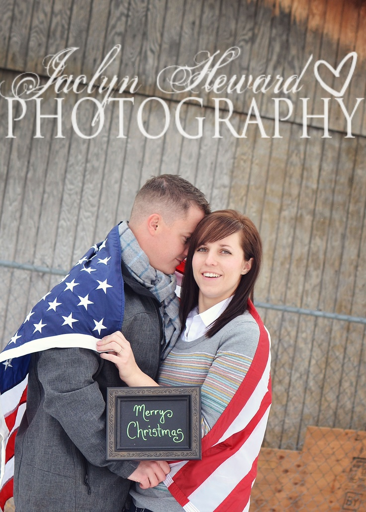 Military family christmas photo idea jaclyn heward photography we should do this in advance in