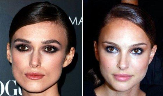 Celebrity doppelgangers finder