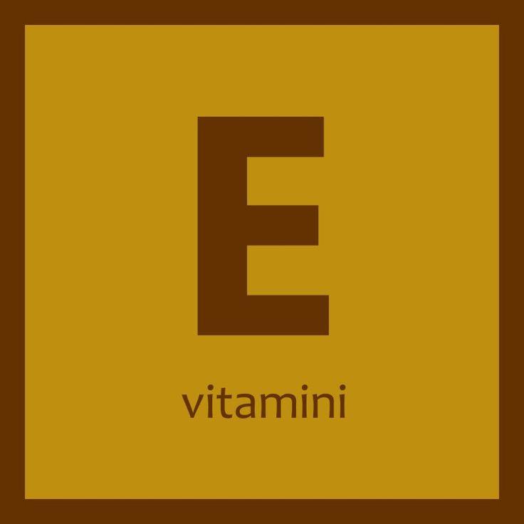 E vitamini (tokoferol) nedir, faydaları nelerdir? E vitamini içeren besinler neler, E vitamini nelerde bulunur? E vitamini hangi gıdalarda bulunur, ne işe yarar.