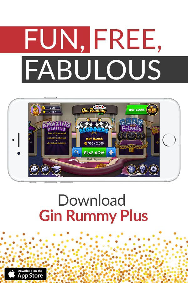 Play Gin Rummy Online - AOL Games