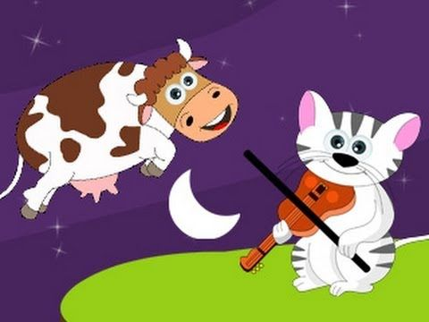 Hey Diddle Diddle - Nursery Rhymes (Lullabies for babies)