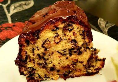 Κέικ πορτοκαλιού με τρούφα σοκολατας !!! ~ ΜΑΓΕΙΡΙΚΗ ΚΑΙ ΣΥΝΤΑΓΕΣ 2