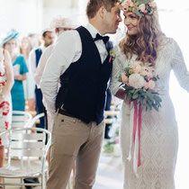 mariage au fort saint andr salins les bains fleuritsourit floral - Location Voiture Mariage Franche Comt