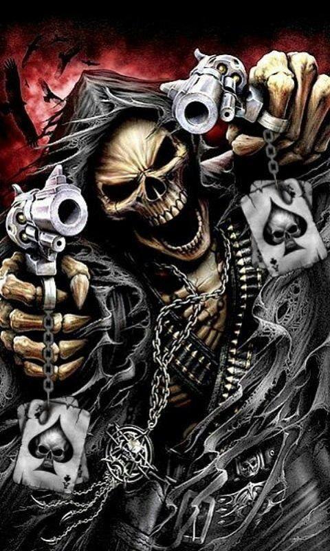 Pistolero | Calacas Skulls Skeletons | Pinterest | More ...