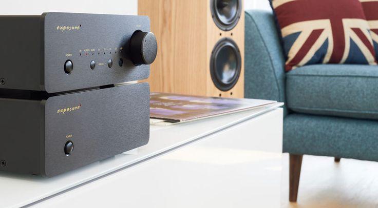 Mit dem Exposure XM3 Phono Amplifier steht eine Phono-Vorstufe für MM als auch MC Tonabnehmer-Systeme aus der neuen Exposure XM Series zur Verfügung.