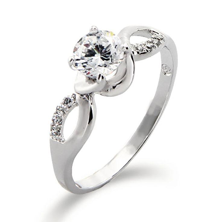 Best 25+ Infinity promise rings ideas only on Pinterest ...